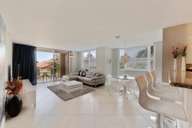 3606 S Ocean Boulevard #307, Highland Beach, FL 33487 (MLS #RX-10541176) :: Berkshire Hathaway HomeServices EWM Realty