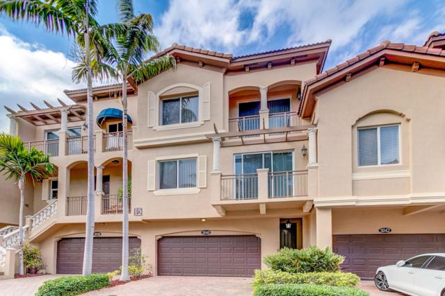 3040 Waterside Circle, Boynton Beach, FL 33435 (#RX-10541219) :: Weichert, Realtors® - True Quality Service