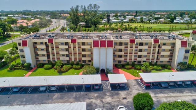 23247 Barwood Lane N #107, Boca Raton, FL 33428 (MLS #RX-10541311) :: Castelli Real Estate Services