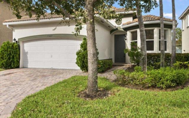 1043 Center Stone Lane, Riviera Beach, FL 33404 (#RX-10541348) :: Weichert, Realtors® - True Quality Service