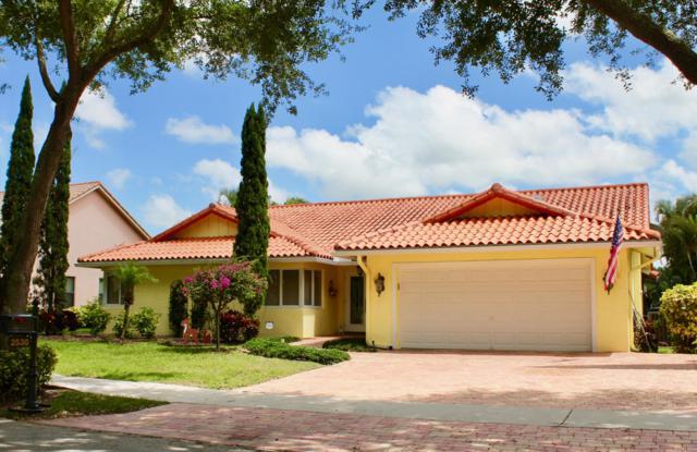 2530 NW 40th Street, Boca Raton, FL 33434 (MLS #RX-10541410) :: Castelli Real Estate Services
