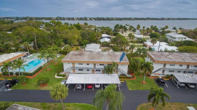 2950 SE Ocean Boulevard #6, Stuart, FL 34996 (MLS #RX-10541416) :: Miami Villa Group