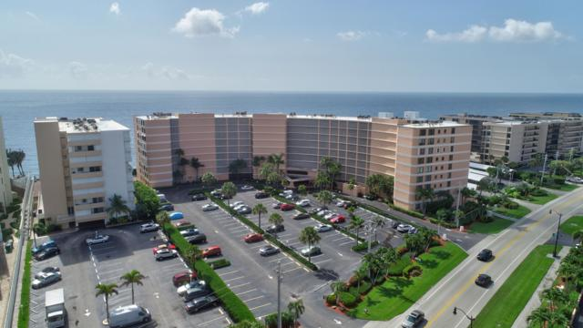 3590 S Ocean Boulevard #610, South Palm Beach, FL 33480 (MLS #RX-10541419) :: Miami Villa Group