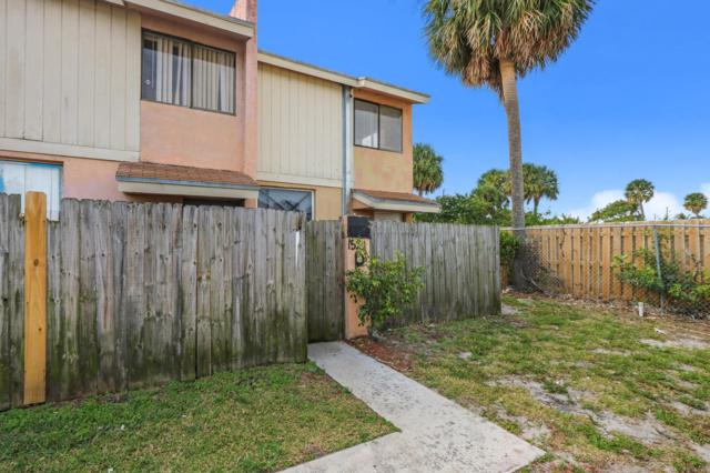 1521 W 26th Court D, Riviera Beach, FL 33404 (#RX-10541469) :: Weichert, Realtors® - True Quality Service