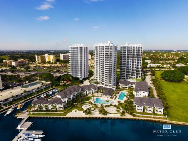 2 Water Club Way 2204-S, North Palm Beach, FL 33408 (MLS #RX-10541726) :: The Paiz Group