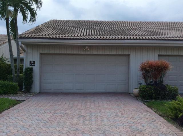 20010 Sawgrass Lane #4303, Boca Raton, FL 33434 (MLS #RX-10541887) :: The Paiz Group