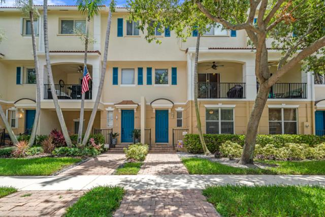2879 S Oasis Drive, Boynton Beach, FL 33426 (MLS #RX-10541905) :: The Paiz Group