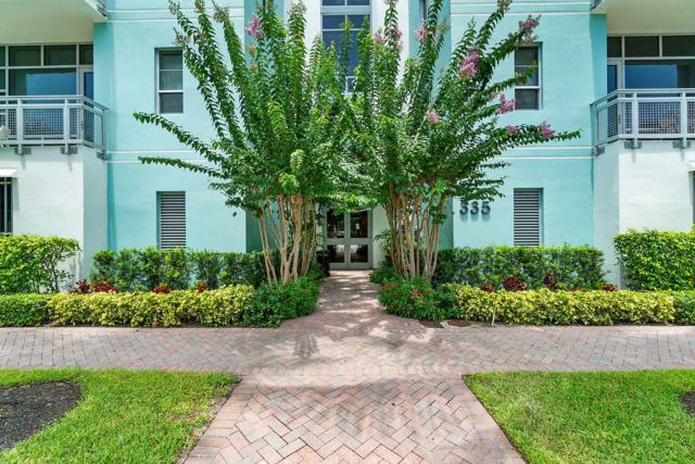 335 SE 6th Avenue #206, Delray Beach, FL 33483 (#RX-10541906) :: The Reynolds Team/Treasure Coast Sotheby's International Realty