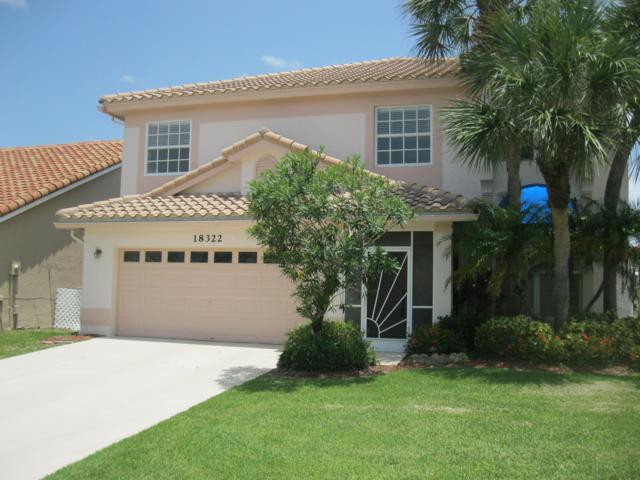 18322 Fresh Lake Way, Boca Raton, FL 33498 (#RX-10541964) :: Dalton Wade