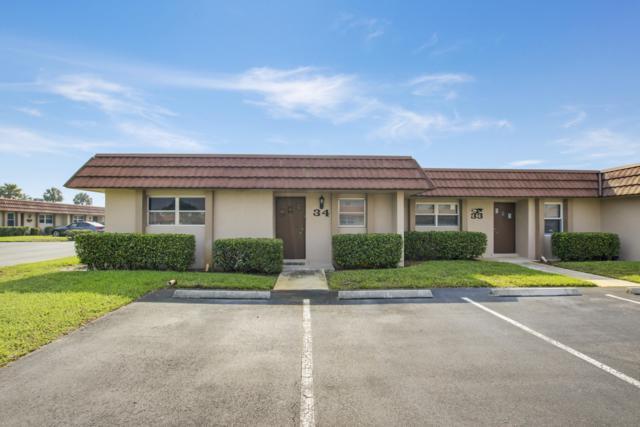 5725 Fernley Drive #34, West Palm Beach, FL 33415 (#RX-10542135) :: Weichert, Realtors® - True Quality Service