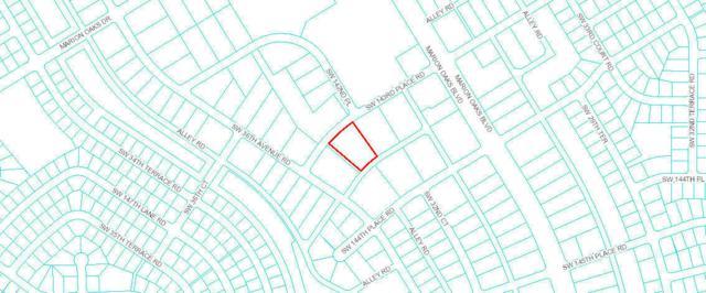 0 SW 143rd Place Road, Marion Oaks, FL 34473 (MLS #RX-10542426) :: Berkshire Hathaway HomeServices EWM Realty