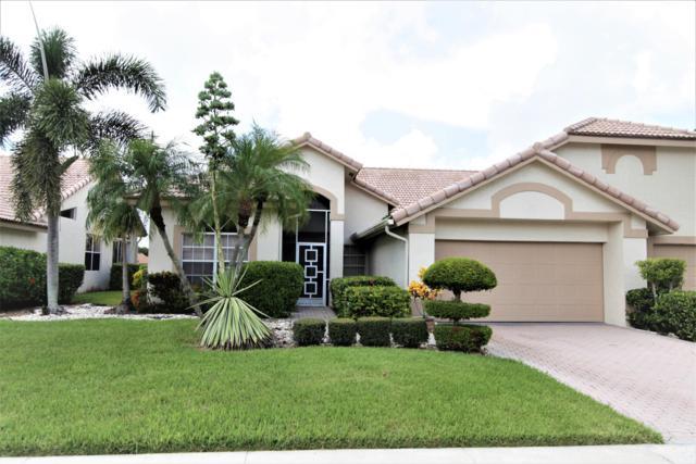 7195 Ashford Lane, Boynton Beach, FL 33472 (#RX-10542499) :: Weichert, Realtors® - True Quality Service