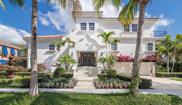 233 Pershing Way, West Palm Beach, FL 33401 (#RX-10542909) :: Ryan Jennings Group