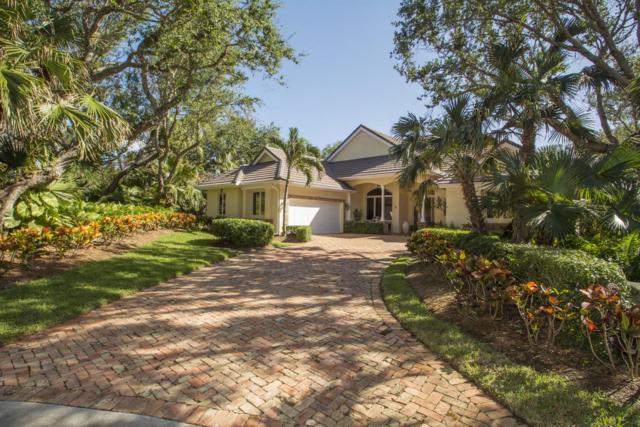 11 S White Jewel Court, Indian River Shores, FL 32963 (#RX-10542966) :: Weichert, Realtors® - True Quality Service