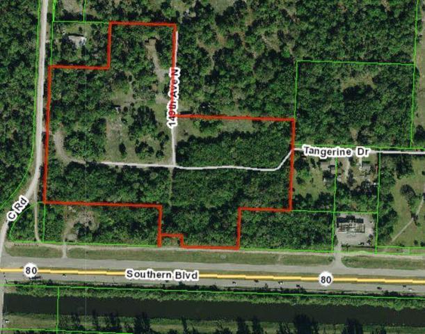 00000 N Southern Boulevard S, Loxahatchee Groves, FL 33470 (#RX-10543233) :: Weichert, Realtors® - True Quality Service