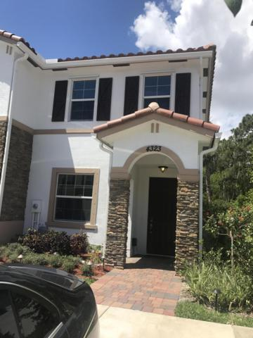 4323 Maybelle Lane, West Palm Beach, FL 33417 (MLS #RX-10543599) :: The Paiz Group