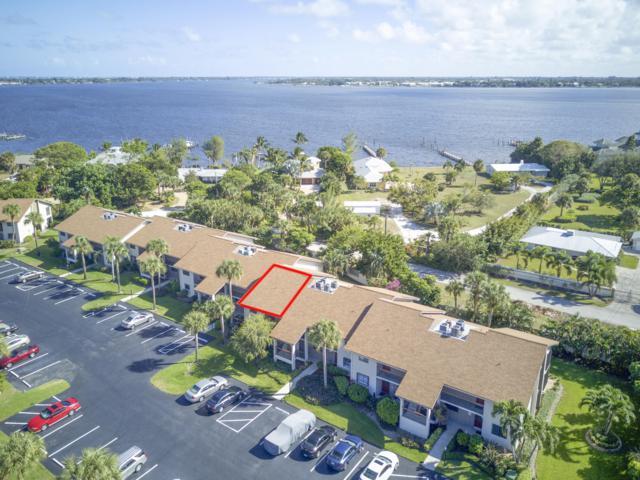 1600 NE Dixie Highway 10-207, Jensen Beach, FL 34957 (#RX-10543635) :: Ryan Jennings Group