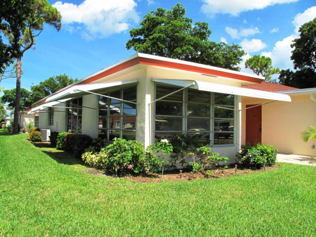 5220 NW 3rd Street A, Delray Beach, FL 33445 (#RX-10543738) :: Weichert, Realtors® - True Quality Service