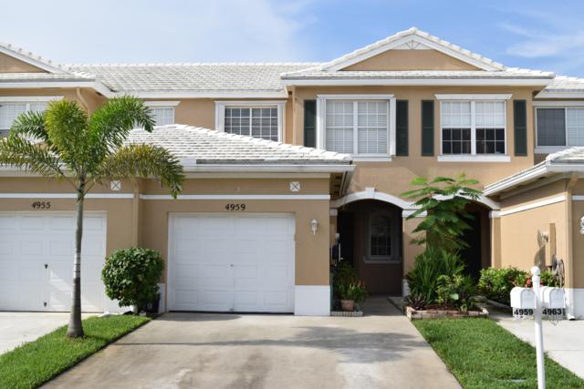 4959 Grinnell Street, Lake Worth, FL 33463 (MLS #RX-10543937) :: Berkshire Hathaway HomeServices EWM Realty