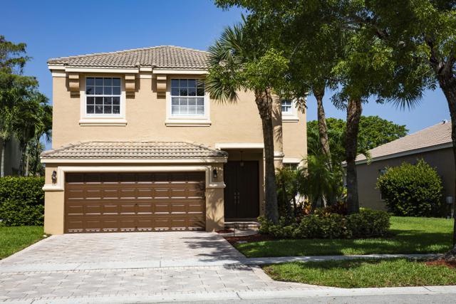 2015 Reston Circle, Royal Palm Beach, FL 33411 (MLS #RX-10543966) :: Berkshire Hathaway HomeServices EWM Realty