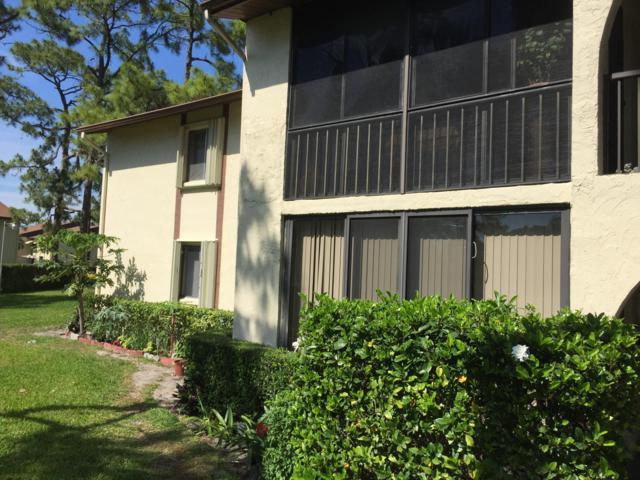 339 Knotty Pine Circle A2, Greenacres, FL 33463 (#RX-10544159) :: Ryan Jennings Group
