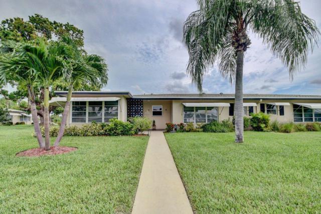 1045 E Circle Terrace A, Delray Beach, FL 33445 (#RX-10544218) :: Weichert, Realtors® - True Quality Service