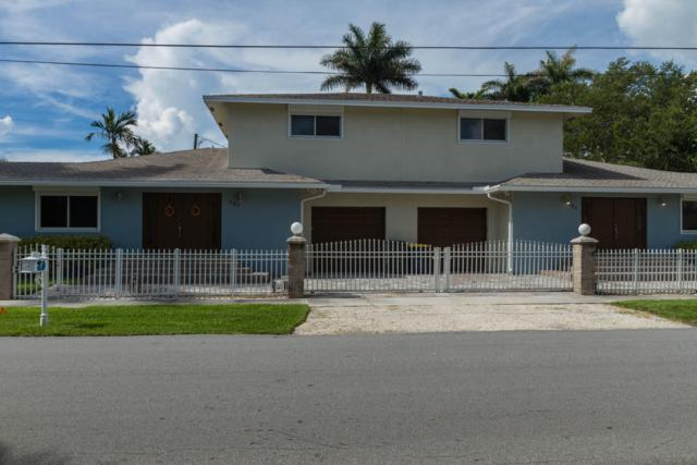 121 141 NE 3rd Street #1 - 2, Dania Beach, FL 33004 (MLS #RX-10544291) :: Castelli Real Estate Services