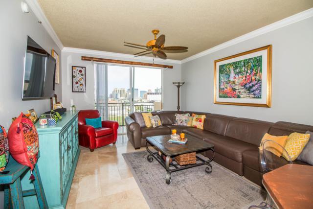 616 Clearwater Park Road #1107, West Palm Beach, FL 33401 (MLS #RX-10544308) :: Berkshire Hathaway HomeServices EWM Realty