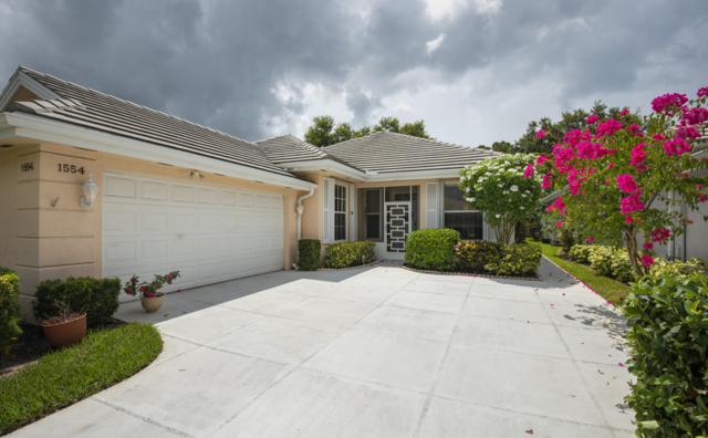 1554 NW Amherst Drive, Port Saint Lucie, FL 34986 (MLS #RX-10544367) :: Laurie Finkelstein Reader Team
