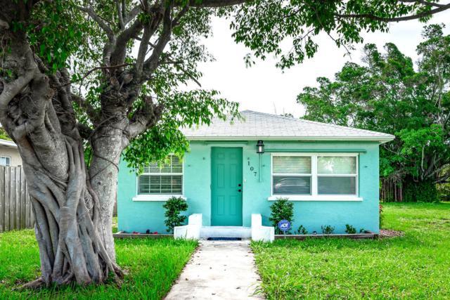 107 NW 10th Avenue, Delray Beach, FL 33444 (#RX-10544375) :: Ryan Jennings Group