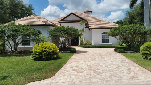 9804 SE Sandpine Lane, Hobe Sound, FL 33455 (MLS #RX-10544445) :: Berkshire Hathaway HomeServices EWM Realty