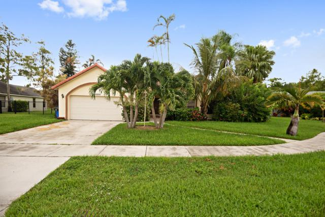 12255 Gingerwood Lane, Wellington, FL 33414 (MLS #RX-10544495) :: Berkshire Hathaway HomeServices EWM Realty