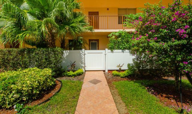 14575 Bonaire Boulevard #102, Delray Beach, FL 33446 (#RX-10544605) :: Weichert, Realtors® - True Quality Service