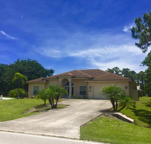 3125 SW Savona Boulevard, Port Saint Lucie, FL 34953 (#RX-10544643) :: Ryan Jennings Group
