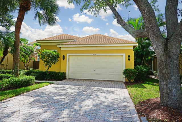 6630 NW 23rd Terrace, Boca Raton, FL 33496 (MLS #RX-10544923) :: Berkshire Hathaway HomeServices EWM Realty