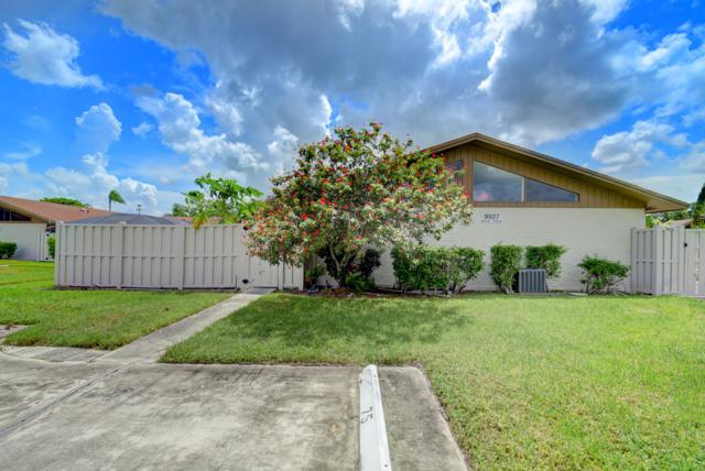 9927 Boca Gardens Trail C, Boca Raton, FL 33496 (#RX-10544930) :: Weichert, Realtors® - True Quality Service