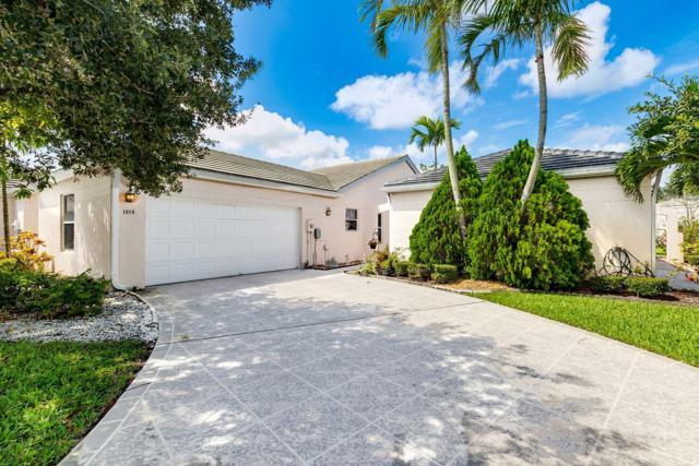 1074 Island Manor Drive, Greenacres, FL 33413 (#RX-10545422) :: Weichert, Realtors® - True Quality Service