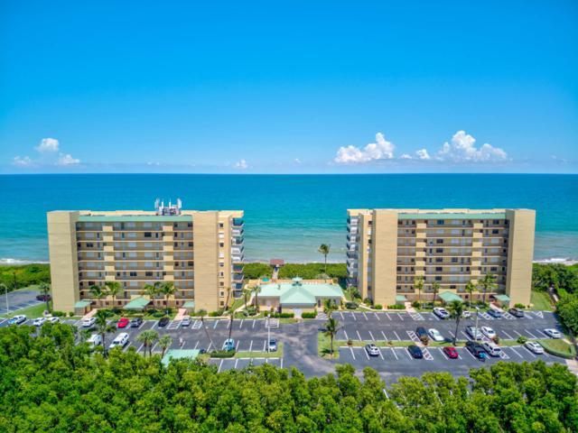 7370 S Ocean Drive B-316, Jensen Beach, FL 34957 (#RX-10545495) :: Weichert, Realtors® - True Quality Service