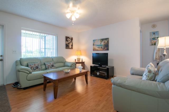 322 Knotty Pine Circle A-2, Greenacres, FL 33463 (MLS #RX-10545568) :: Berkshire Hathaway HomeServices EWM Realty