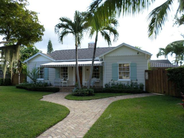521 N Swinton Avenue, Delray Beach, FL 33444 (MLS #RX-10545628) :: Berkshire Hathaway HomeServices EWM Realty