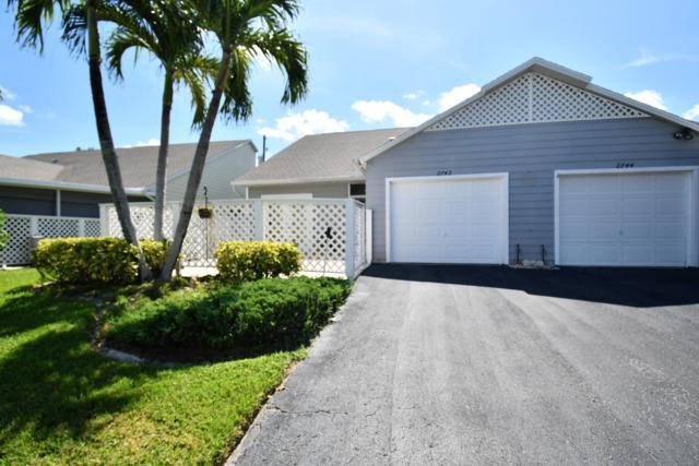 2742 SE Tropical East Circle, Port Saint Lucie, FL 34952 (#RX-10545660) :: Weichert, Realtors® - True Quality Service