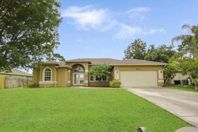 2813 SW Vittorio Street, Port Saint Lucie, FL 34953 (MLS #RX-10545684) :: Berkshire Hathaway HomeServices EWM Realty