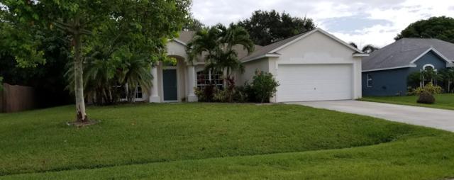 613 SE Stow Terrace, Port Saint Lucie, FL 34984 (#RX-10545830) :: Ryan Jennings Group