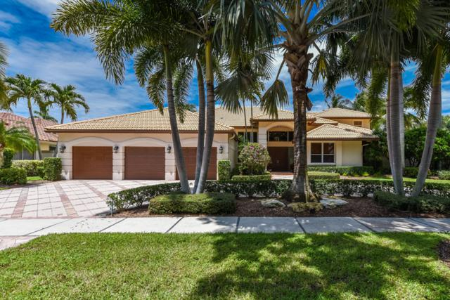 5855 Paddington Way, Boca Raton, FL 33496 (#RX-10545945) :: Weichert, Realtors® - True Quality Service
