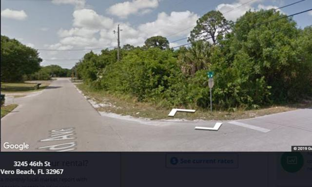 3245 46th Street, Vero Beach, FL 32967 (#RX-10546006) :: Ryan Jennings Group