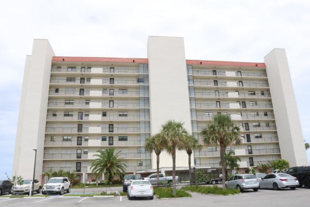 9490 S Ocean Drive 711-A, Jensen Beach, FL 34957 (#RX-10546048) :: Weichert, Realtors® - True Quality Service