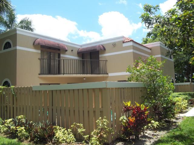 4330 Villagge Drive A, Delray Beach, FL 33445 (#RX-10546078) :: Weichert, Realtors® - True Quality Service