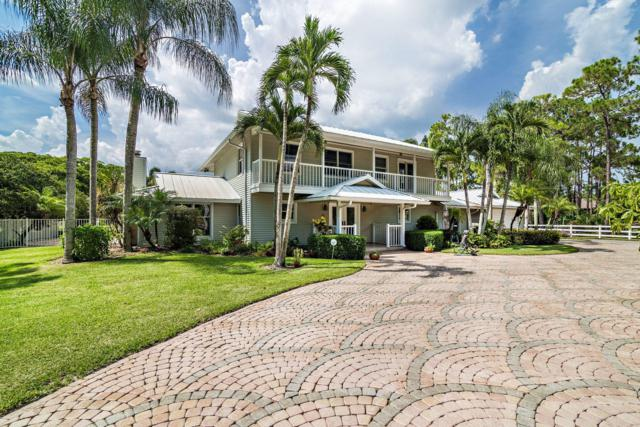 13395 Running Water Road, Palm Beach Gardens, FL 33418 (MLS #RX-10546212) :: Berkshire Hathaway HomeServices EWM Realty