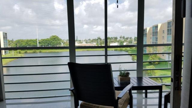 321 SE 3rd Street #405, Dania Beach, FL 33004 (MLS #RX-10546221) :: Castelli Real Estate Services