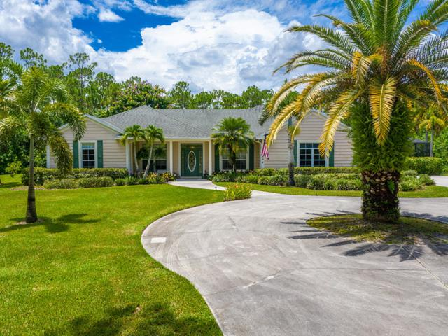 5604 SW Woodham Street, Palm City, FL 34990 (#RX-10546543) :: Ryan Jennings Group